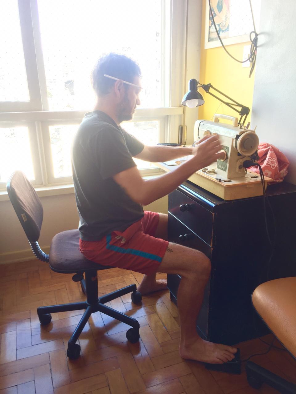 Fazendo uma calça – Uma abordagem escultórica
